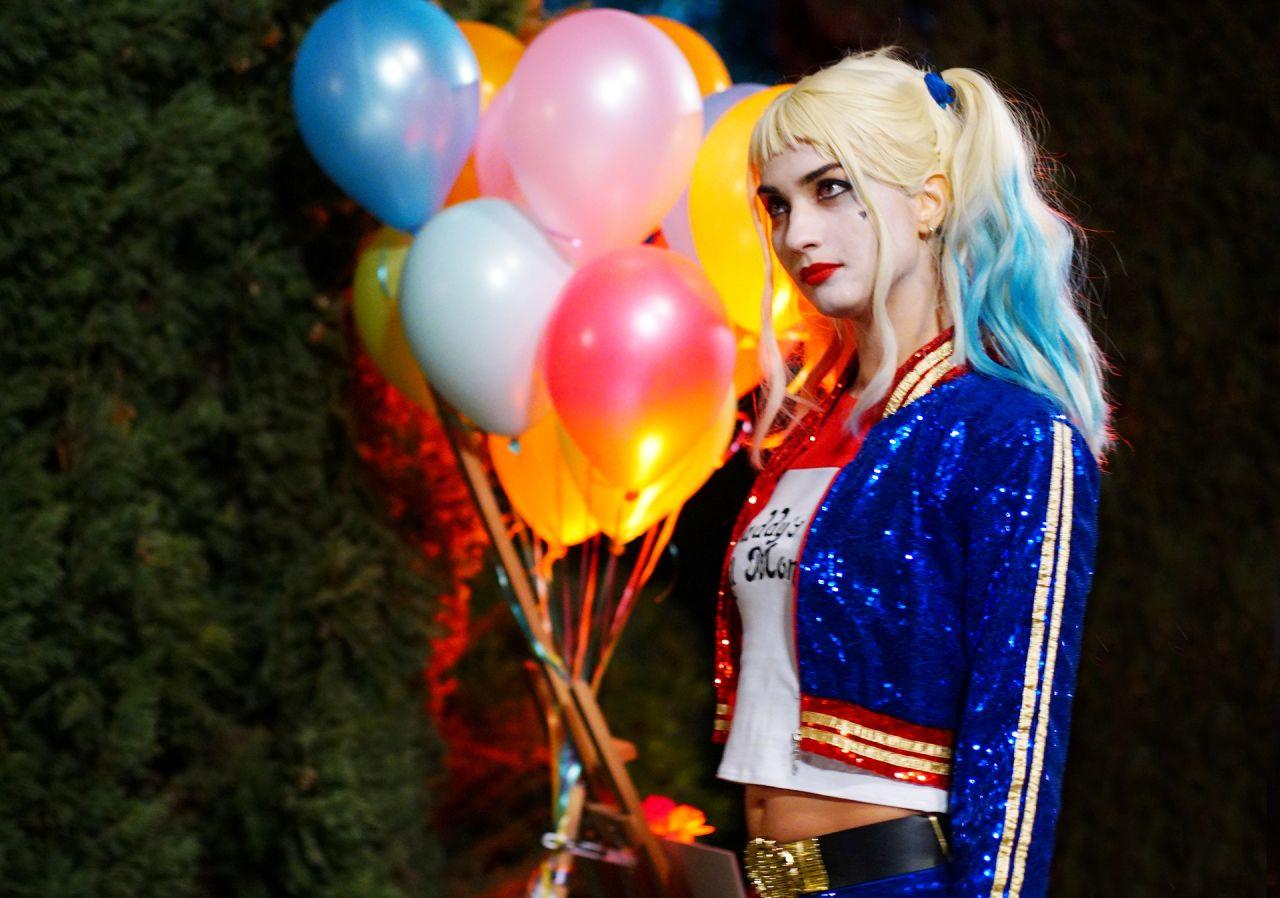 Tuba Büyüküstün Harley Quinn oldu! - Sayfa:3