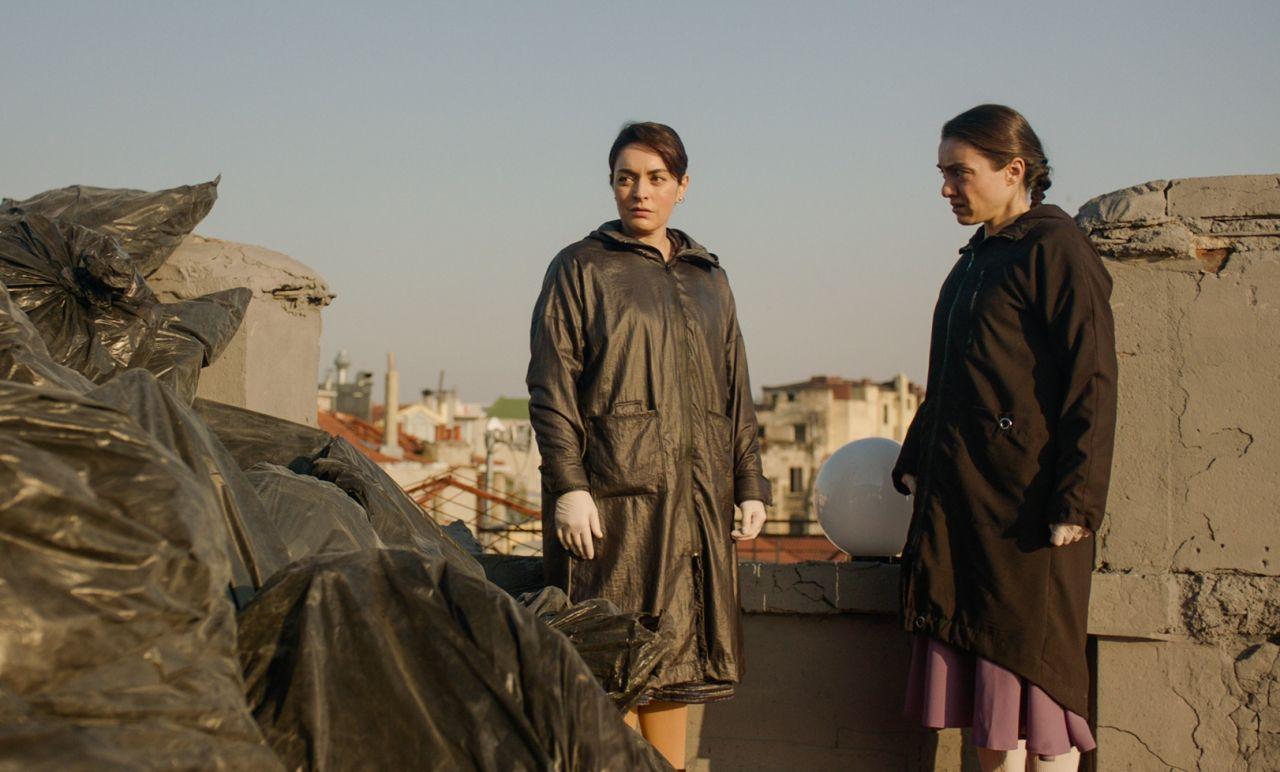 Masumlar Apartmanı'nda çöp daire açılıyor! - Sayfa:5