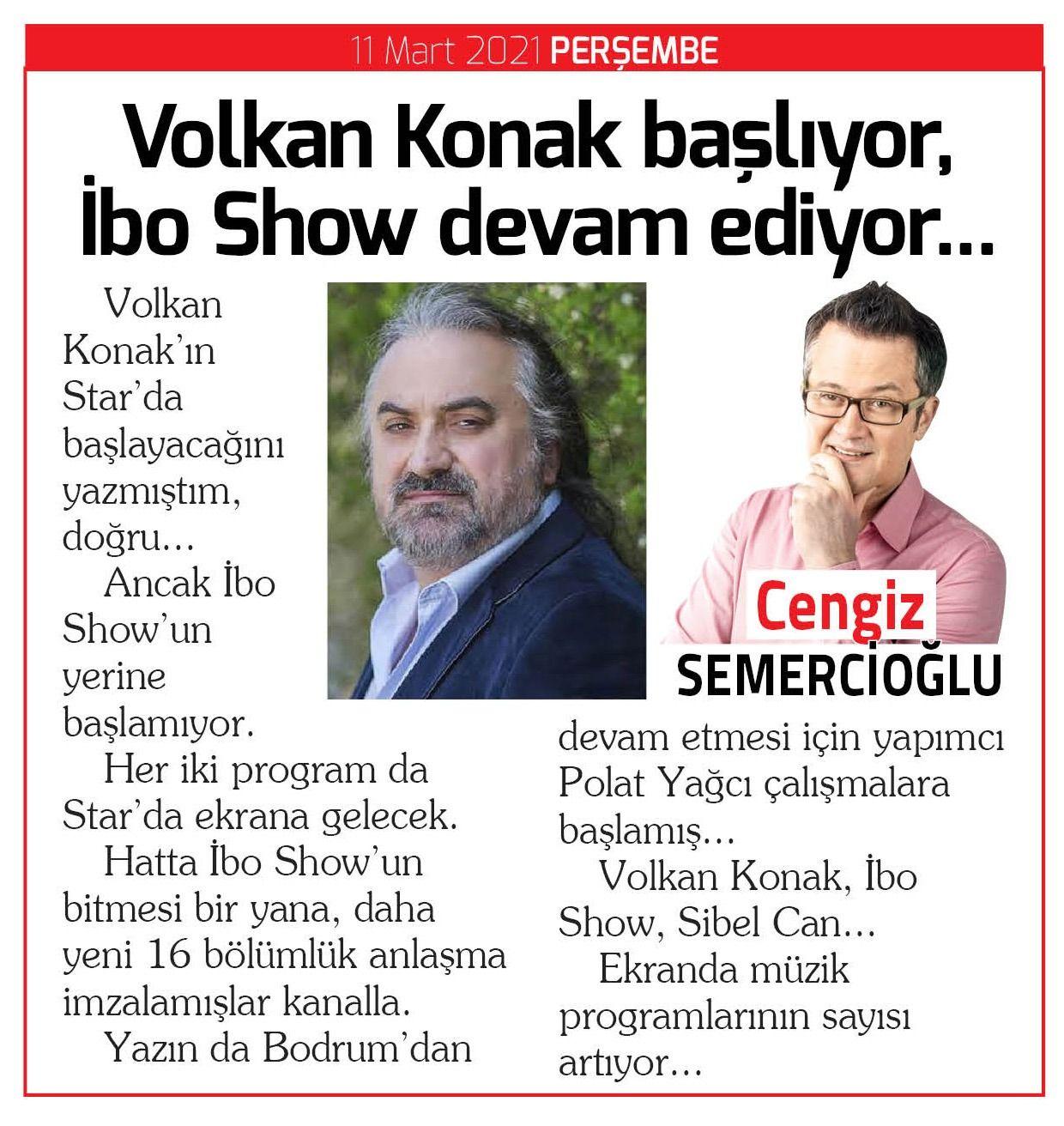 Star TV'den yeni eğlence programı! Hangi ünlü şarkıcı sunacak? - Sayfa:3