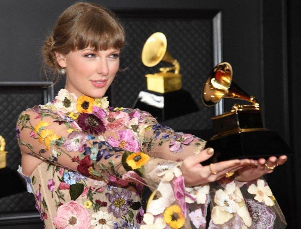 2021 Grammy Ödülleri sahiplerini buldu! Beyoncé ve Taylor Swift tarih yazdı - Sayfa:3