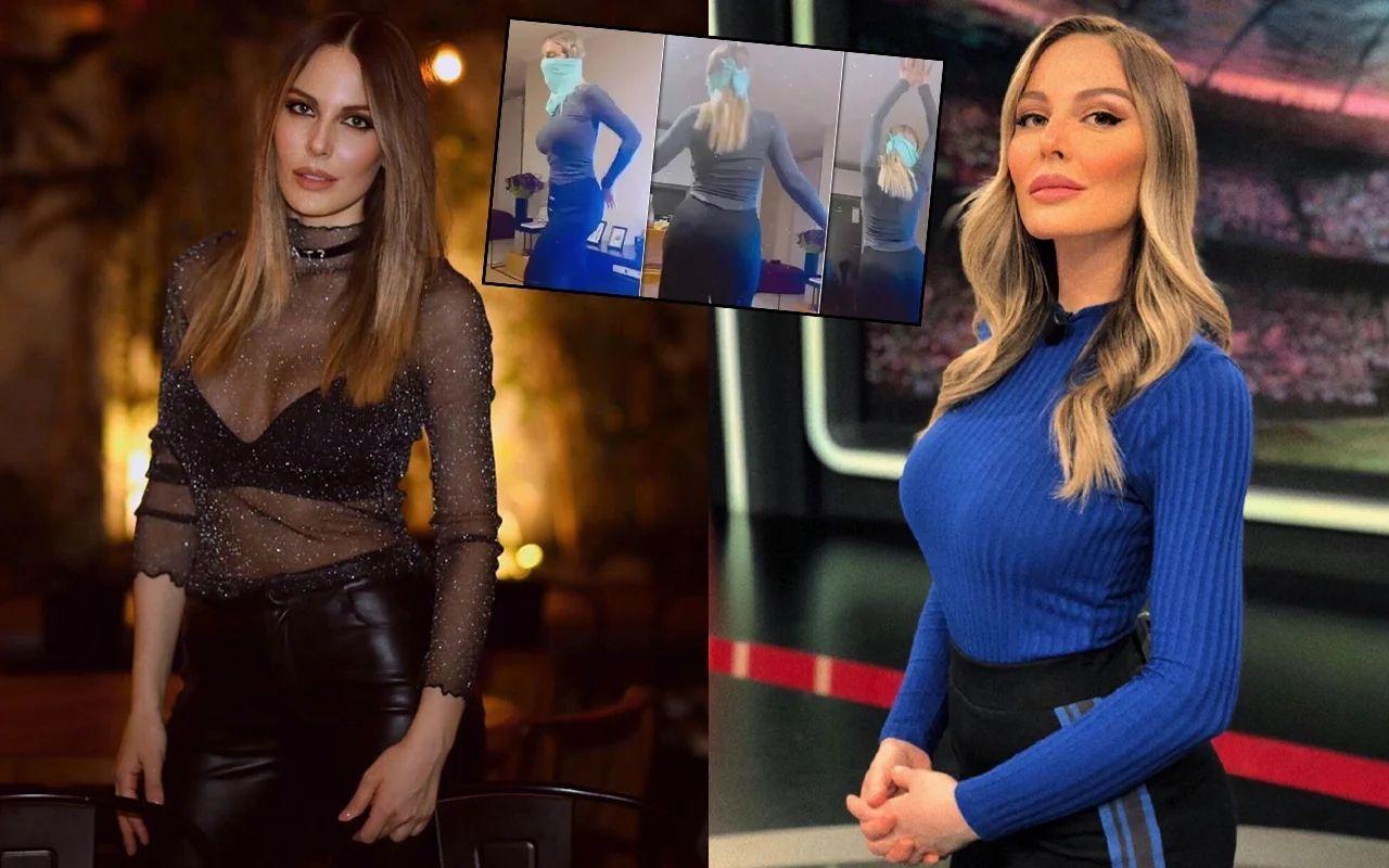 Dans videosu sonrası Habertürk'teki işinden olmuştu... Hande Sarıoğlu'nun yeni adresi neresi oldu? - Sayfa:1