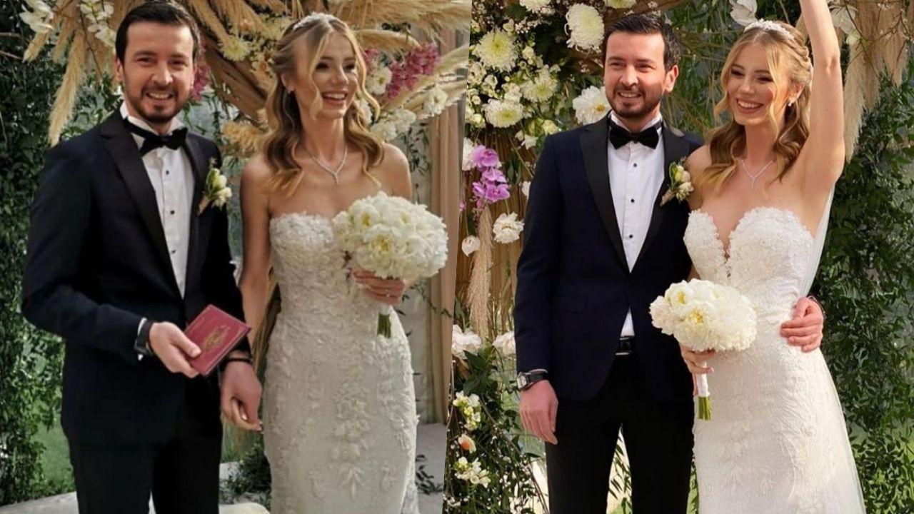 Ersin Düzen ile Seyhan Şaşko evlendi! - Sayfa:1