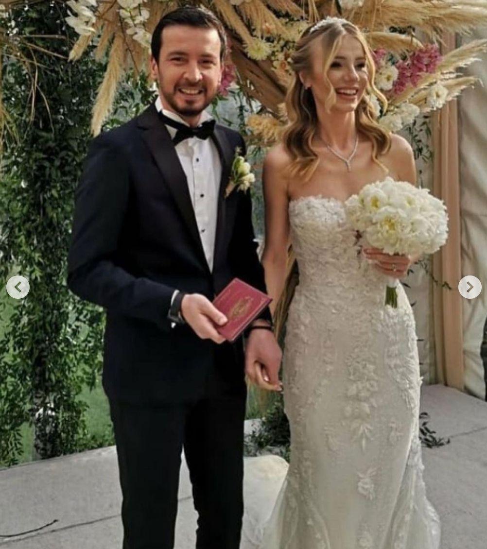 Ersin Düzen ile Seyhan Şaşko evlendi! - Sayfa:4