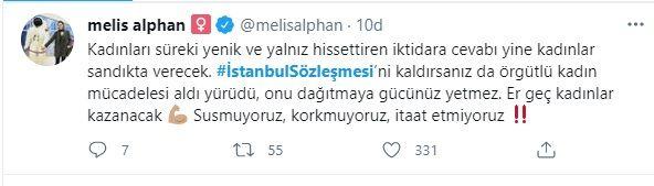 Ünlü isimlerden İstanbul Sözleşmesi isyanı! - Sayfa:3