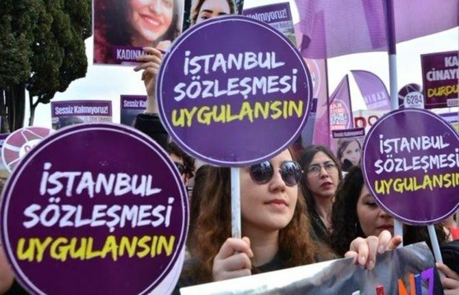 Ünlü isimlerden İstanbul Sözleşmesi isyanı! - Sayfa:2