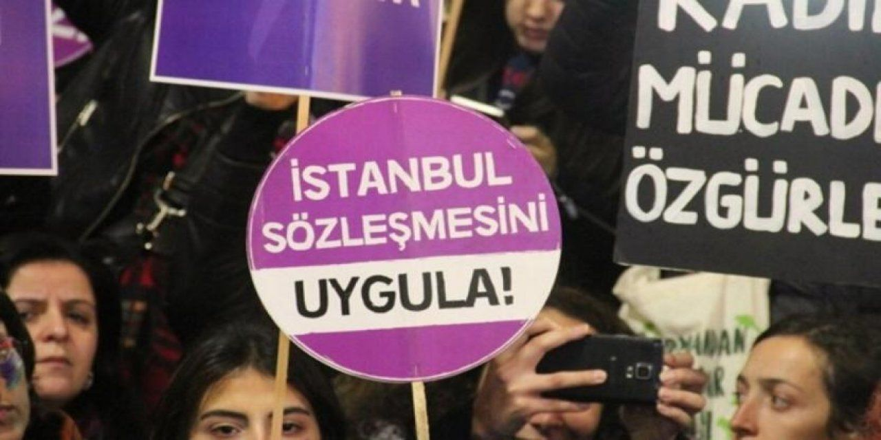 Ünlü isimlerden İstanbul Sözleşmesi isyanı! - Sayfa:1