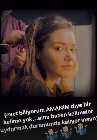 Kerem Bürsin'den Hande Erçel'e: Çok mu güzelsin? - Sayfa:3