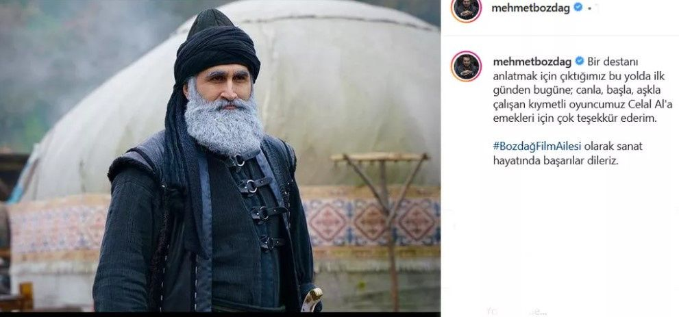 Kuruluş Osman dizisinde flaş ayrılık! Hangi ünlü oyuncu veda etti? - Sayfa:4