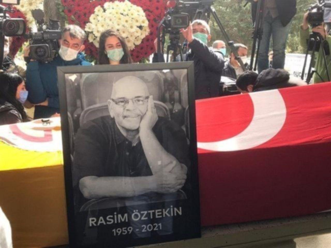 Rasim Öztekin'in eşinden duygusal paylaşım: 'İçim fazlasıyla acıyor...' - Sayfa:1