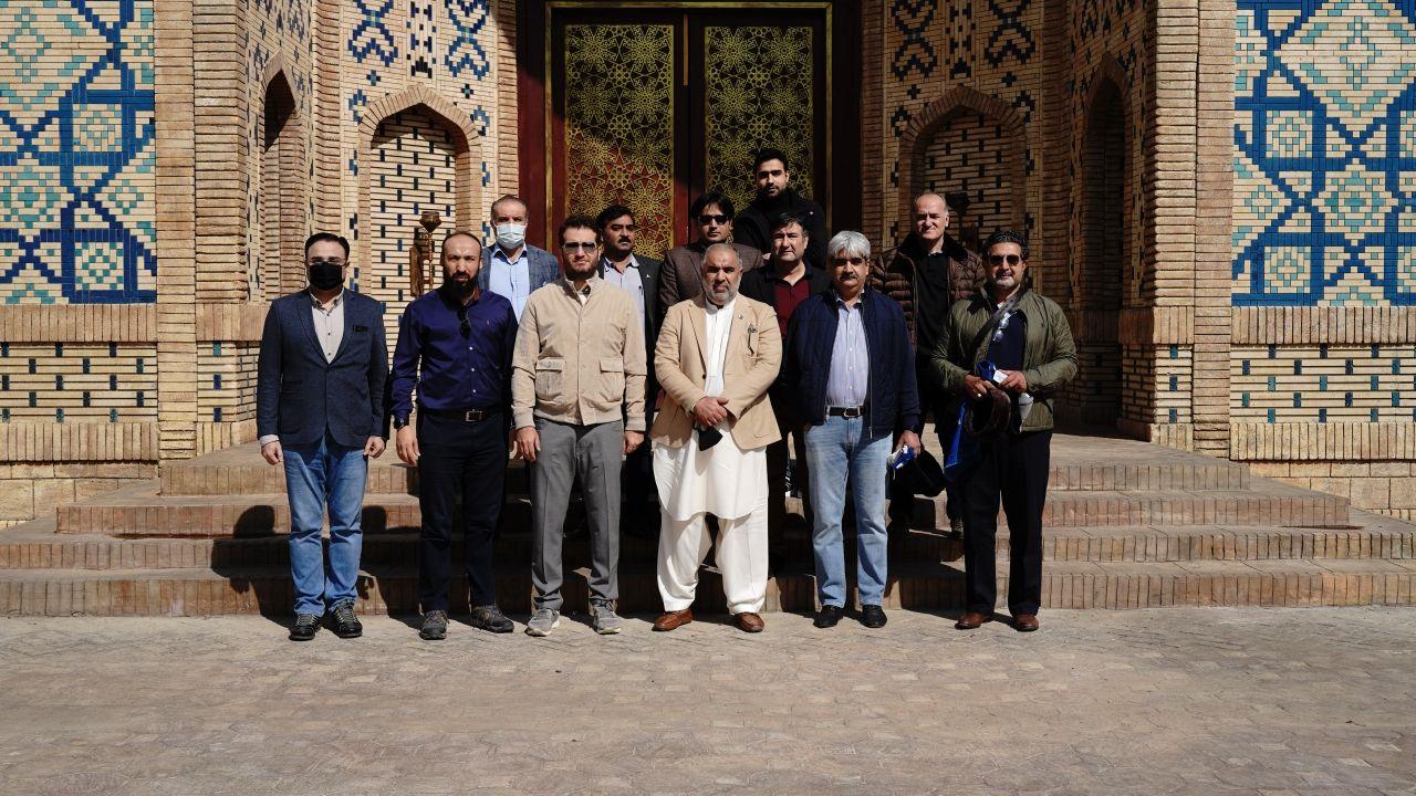Pakistan Meclis Başkanı 'Kuruluş Osman' setini ziyaret etti - Sayfa:3
