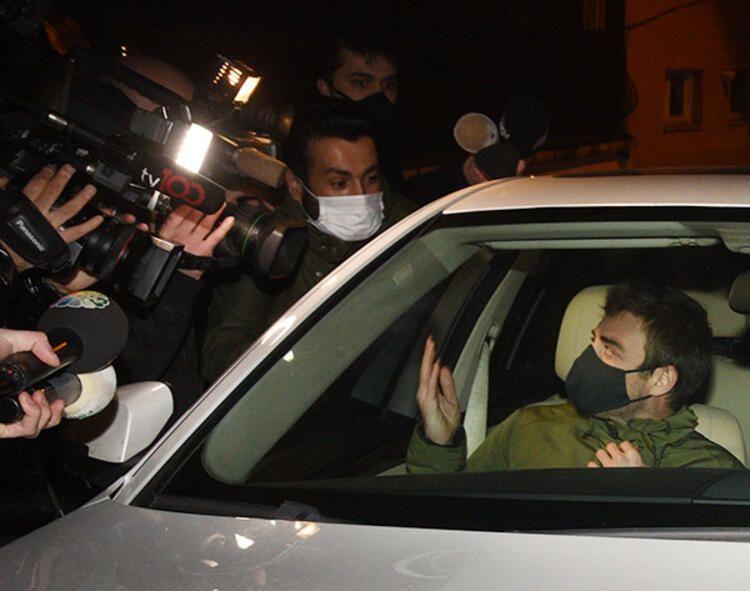 Özge Özpirinçci'nin partisini polis bastı - Sayfa:1