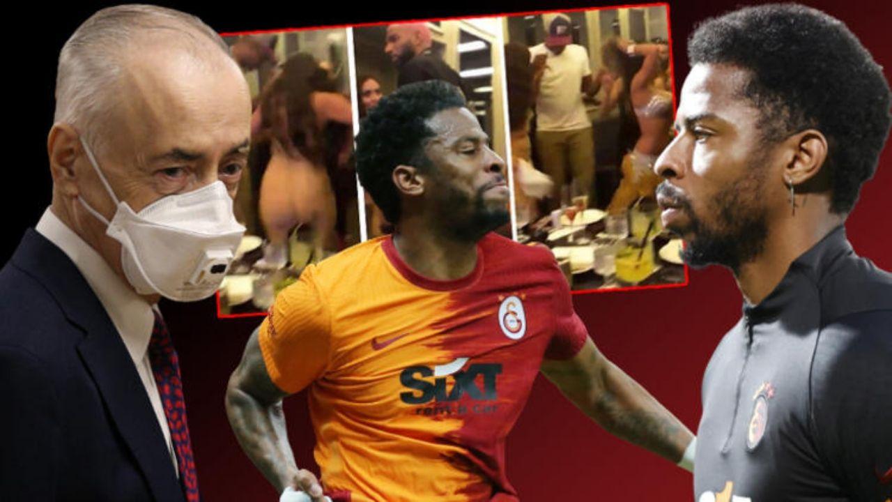 Galatasaray Başkanı Mustafa Cengiz patladı! 'Donk'un seks partilerinden bıktık' - Sayfa:1