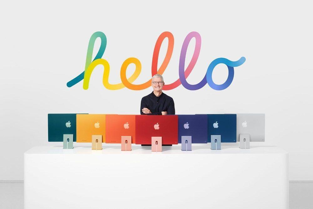 Apple'dan tasarım devrimi! Yeni modelini resmen tanıttı - Sayfa:4