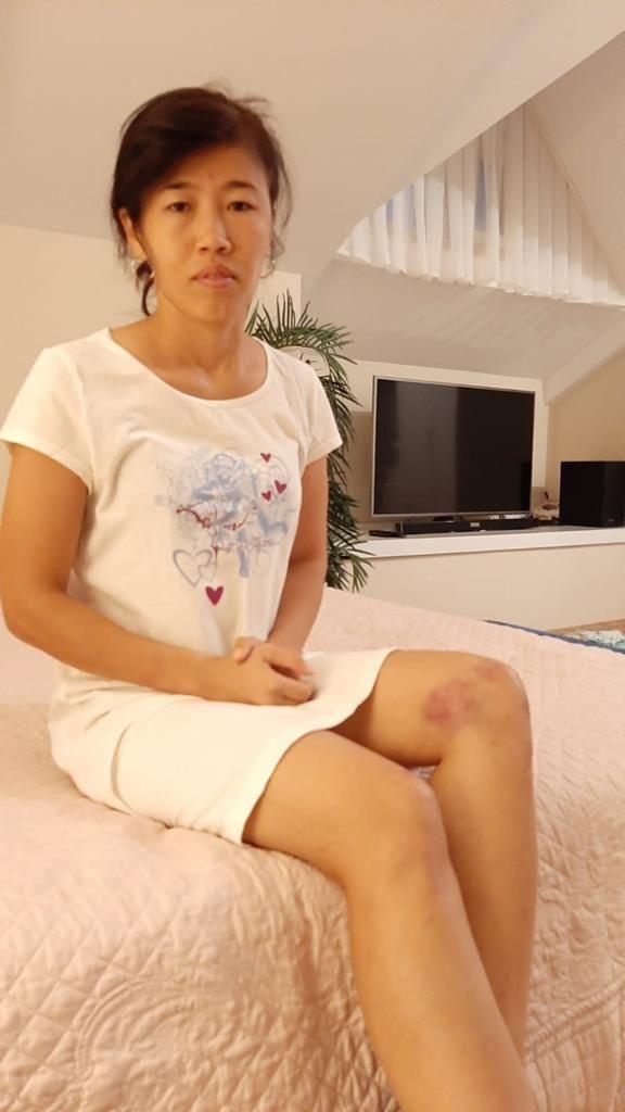 Özcan Deniz'in eski eşi hakkında flaş iddia: Feyza Aktan oğlunun bakıcısına şiddet mi uyguladı? - Sayfa:2