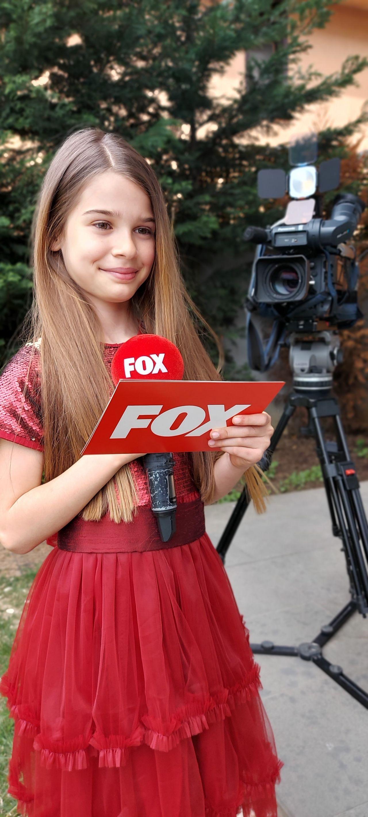 FOX'un çocuk oyuncuları FOX Haber'de ve dizi çekimlerinde görev aldı! - Sayfa:4