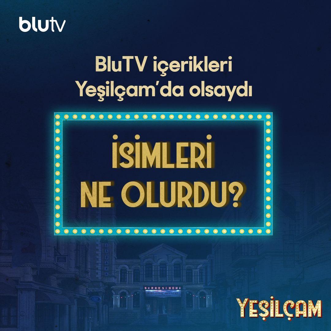 BluTV içerikleri Yeşilçam'da olsaydı isimleri ne olurdu? - Sayfa:1