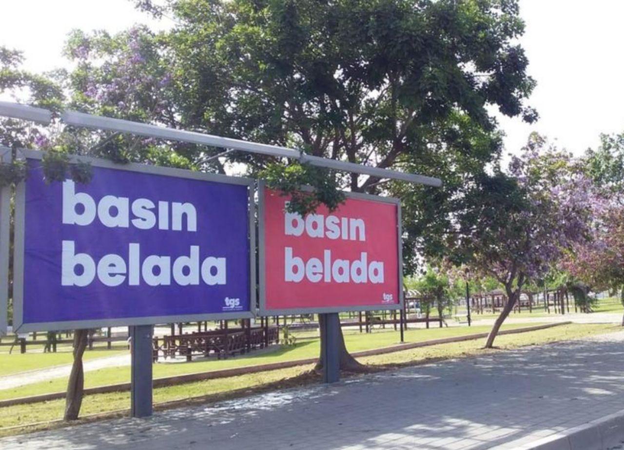 Gazeteciler ayakta: #BasınBelada - Sayfa:2