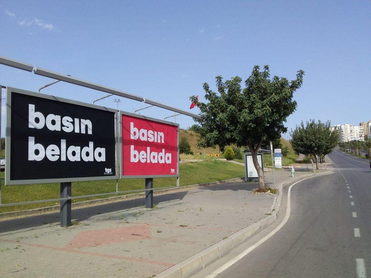 Gazeteciler ayakta: #BasınBelada - Sayfa:3