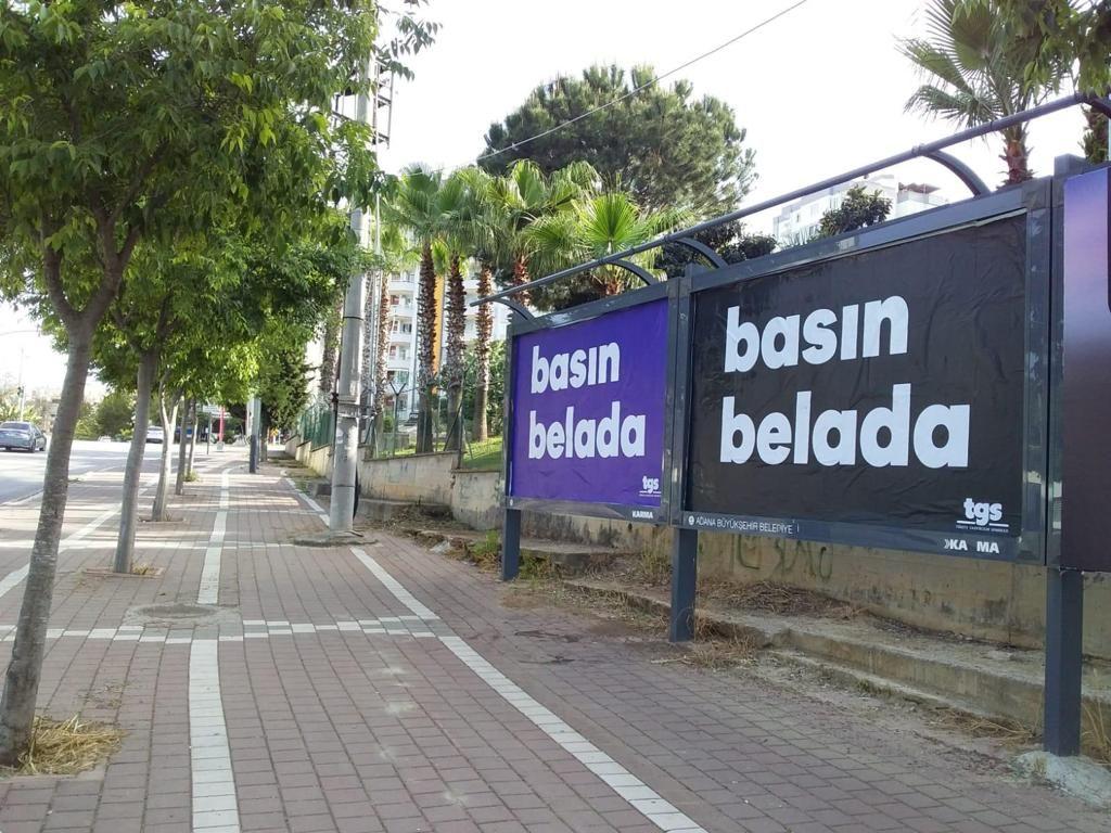 Gazeteciler ayakta: #BasınBelada - Sayfa:4
