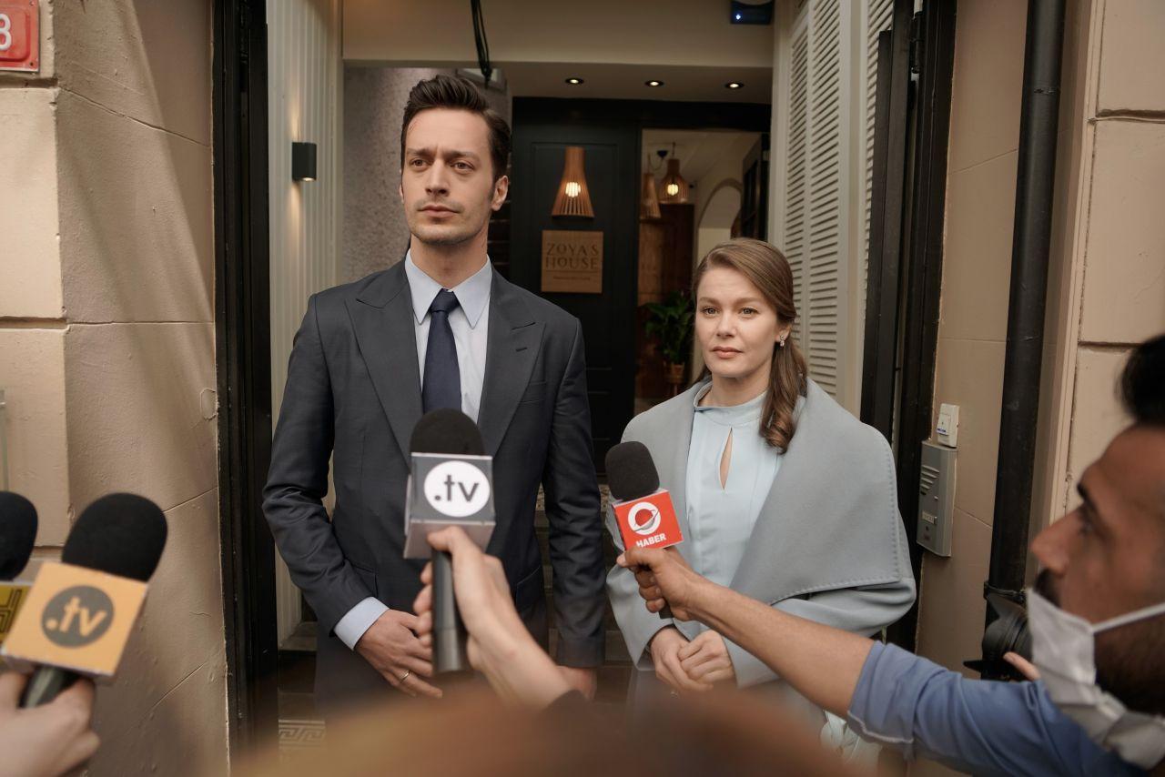 Sedat ve Nalan aşklarını ilan etti! Camdaki Kız yeni bölümüyle ne kadar izlendi? - Sayfa:1