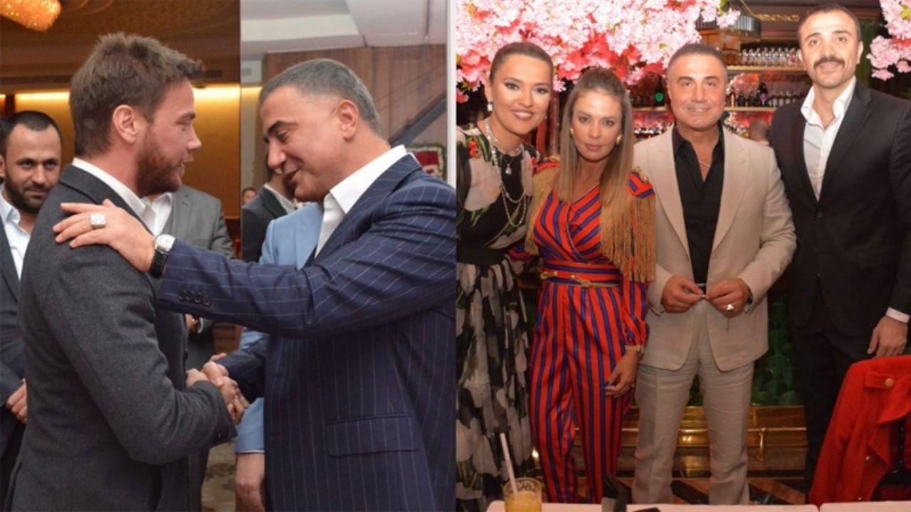 Sedat Peker ile fotoğraflarını paylaşan ünlü isimler, şimdi de silme yarışına girdi! - Sayfa:1