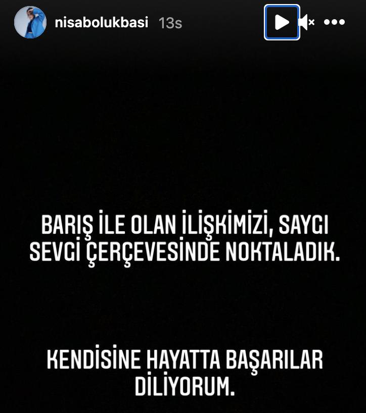 Barış Murat Yağcı'dan flaş açıklama: 'Nisa ile ayrılmadık!' - Sayfa:2