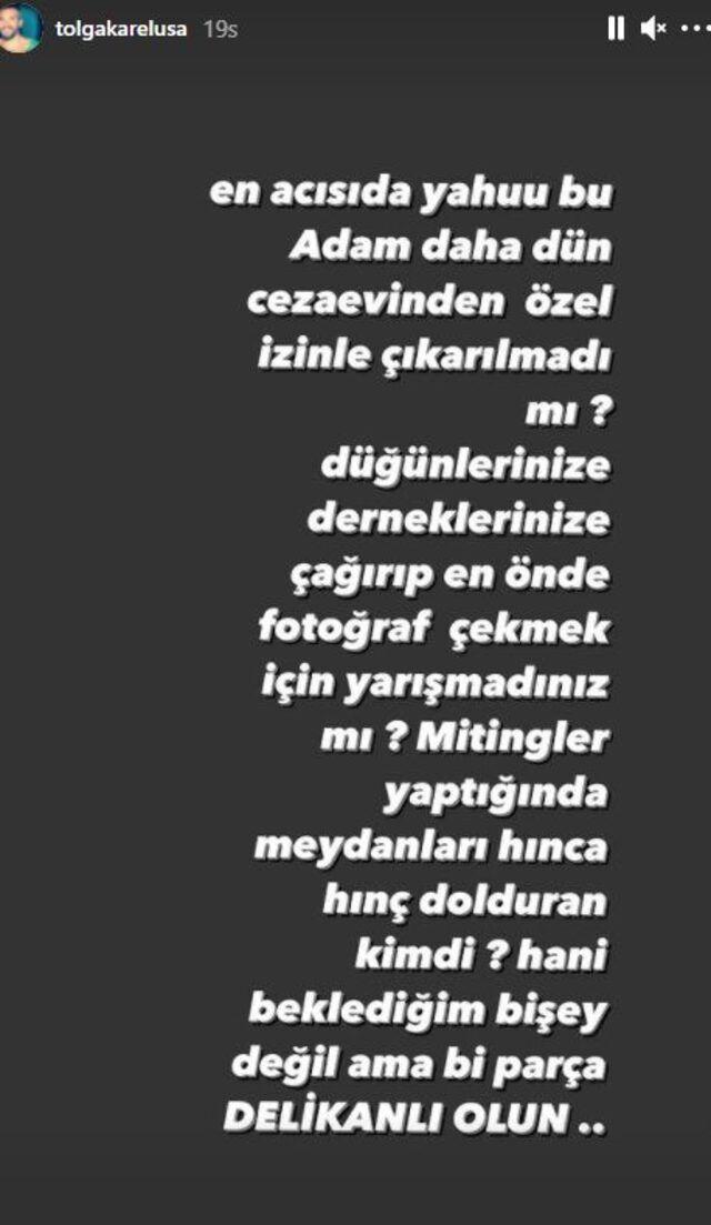 Tolga Karel, Sedat Peker ile fotoğrafını paylaştı: Sözde sanatçılar Sedat abiyle çekilen fotoğrafları siliyormuş - Sayfa:3
