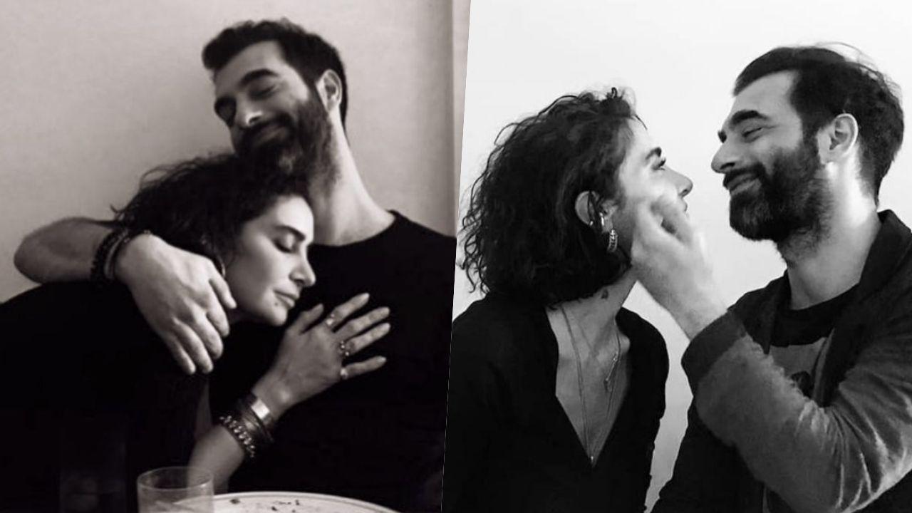 Sıla ve İlker Kaleli aşklarını ilan ettiler! İşte ünlü çiftten ilk kareler - Sayfa:1