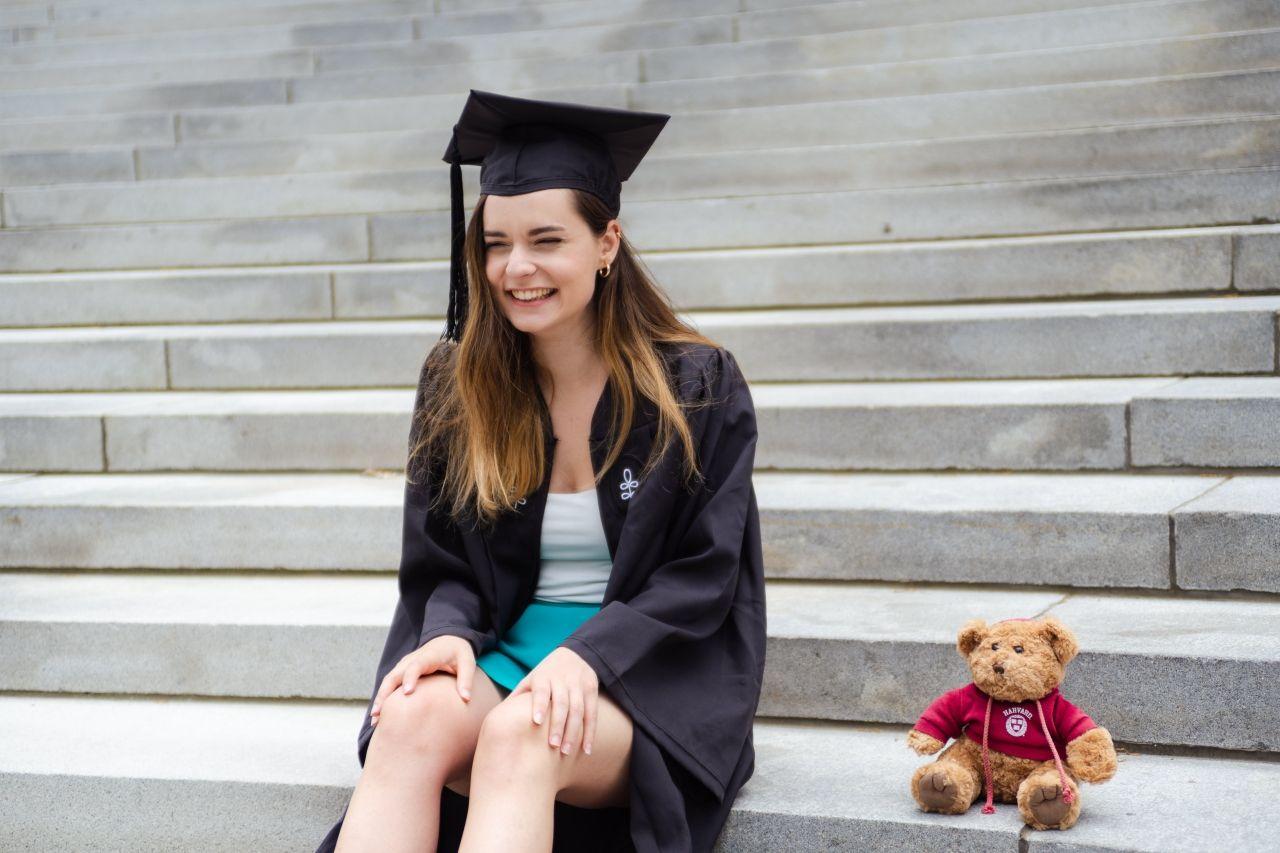 Ece Hakim Harvard'dan yüksek derece ile mezun oldu - Sayfa:4