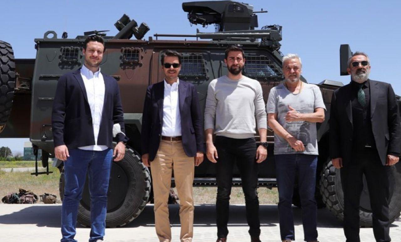 TRT Genel Müdürü İbrahim Eren'den Teşkilat dizisinin setine ziyaret! - Sayfa:3