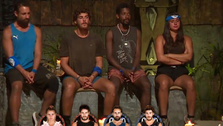 Survivor'da şoke eden ayrılık! Hangi iddialı yarışmacı veda etti? - Sayfa:3
