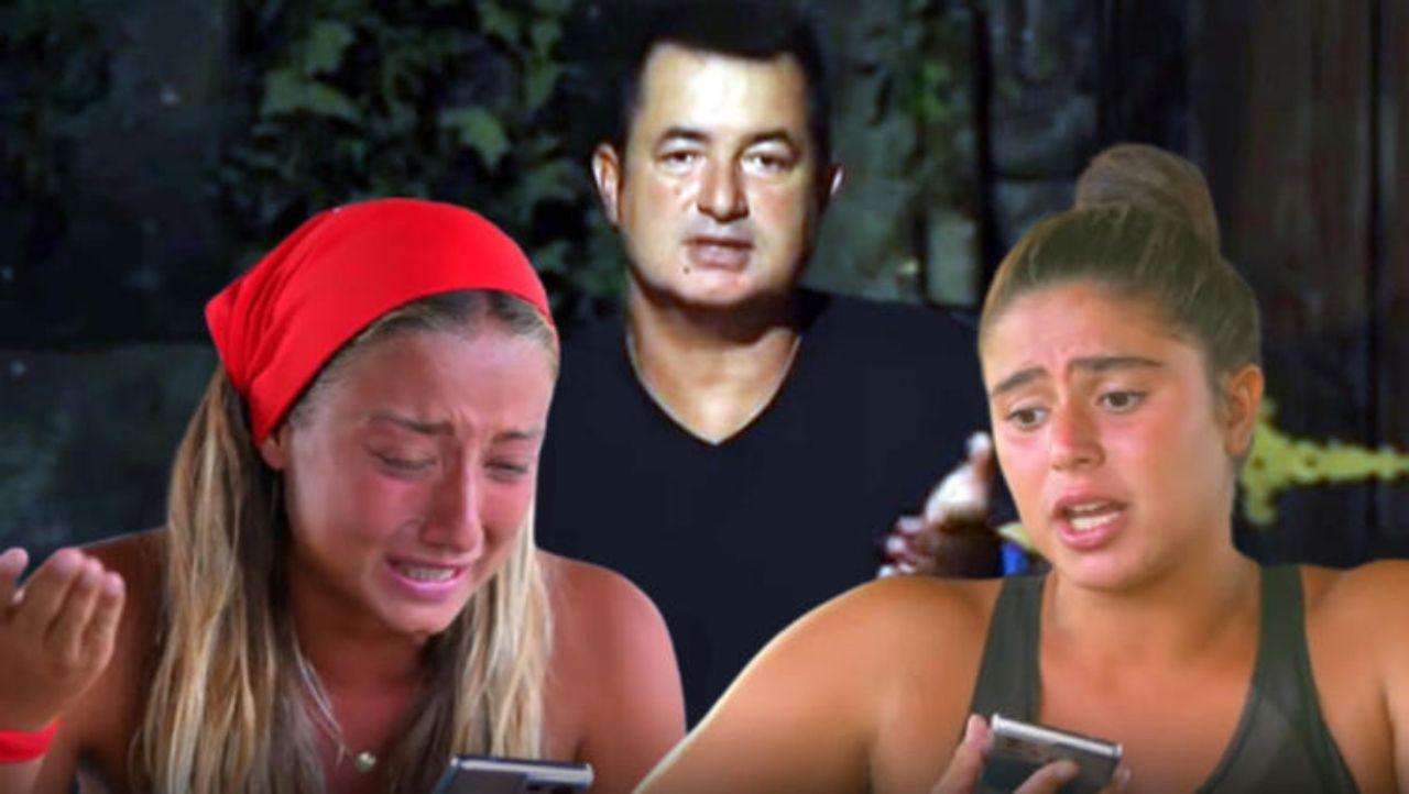 Acun Ilıcalı isyan etti! Survivor Aleyna ve Ayşe aileleriyle görüştü - Sayfa:1