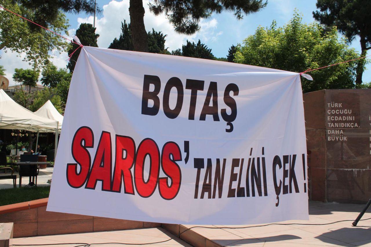 Saros dayanışması büyüyor... Gelibolu'da Saros için eylem! - Sayfa:3