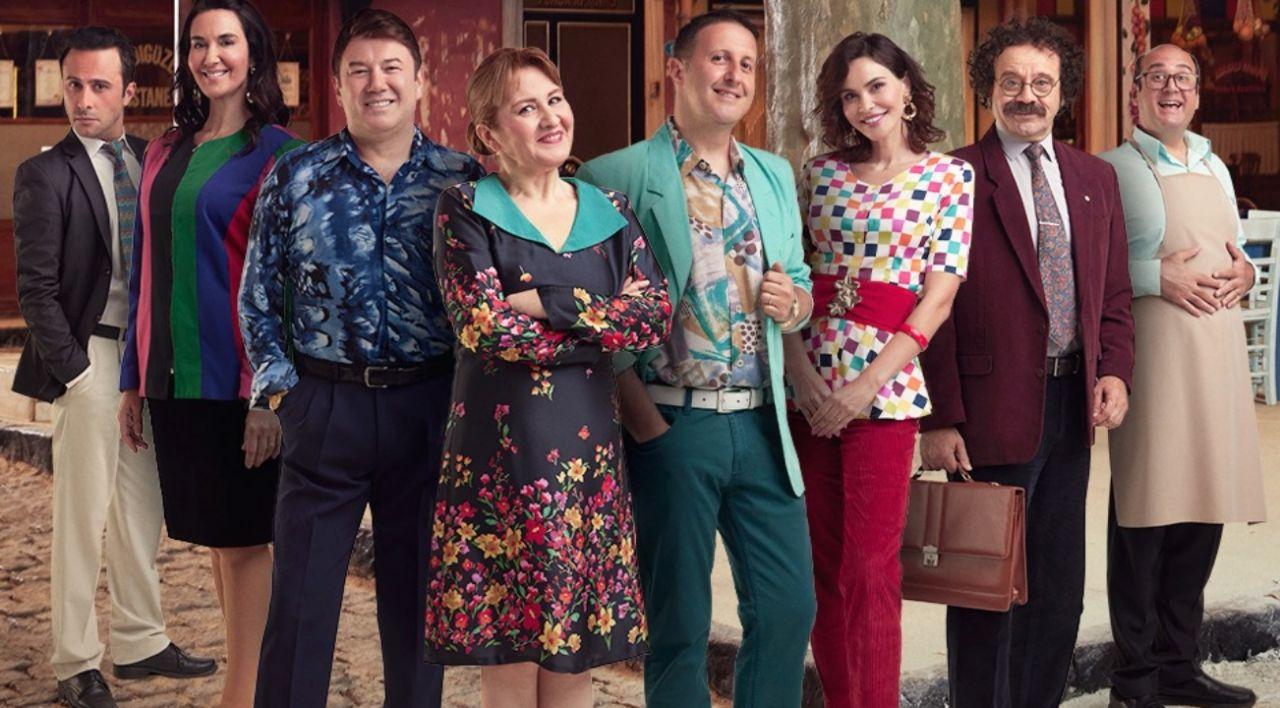 Seksenler yeni sezon bu akşam TRT 1'de başlıyor! - Sayfa:1