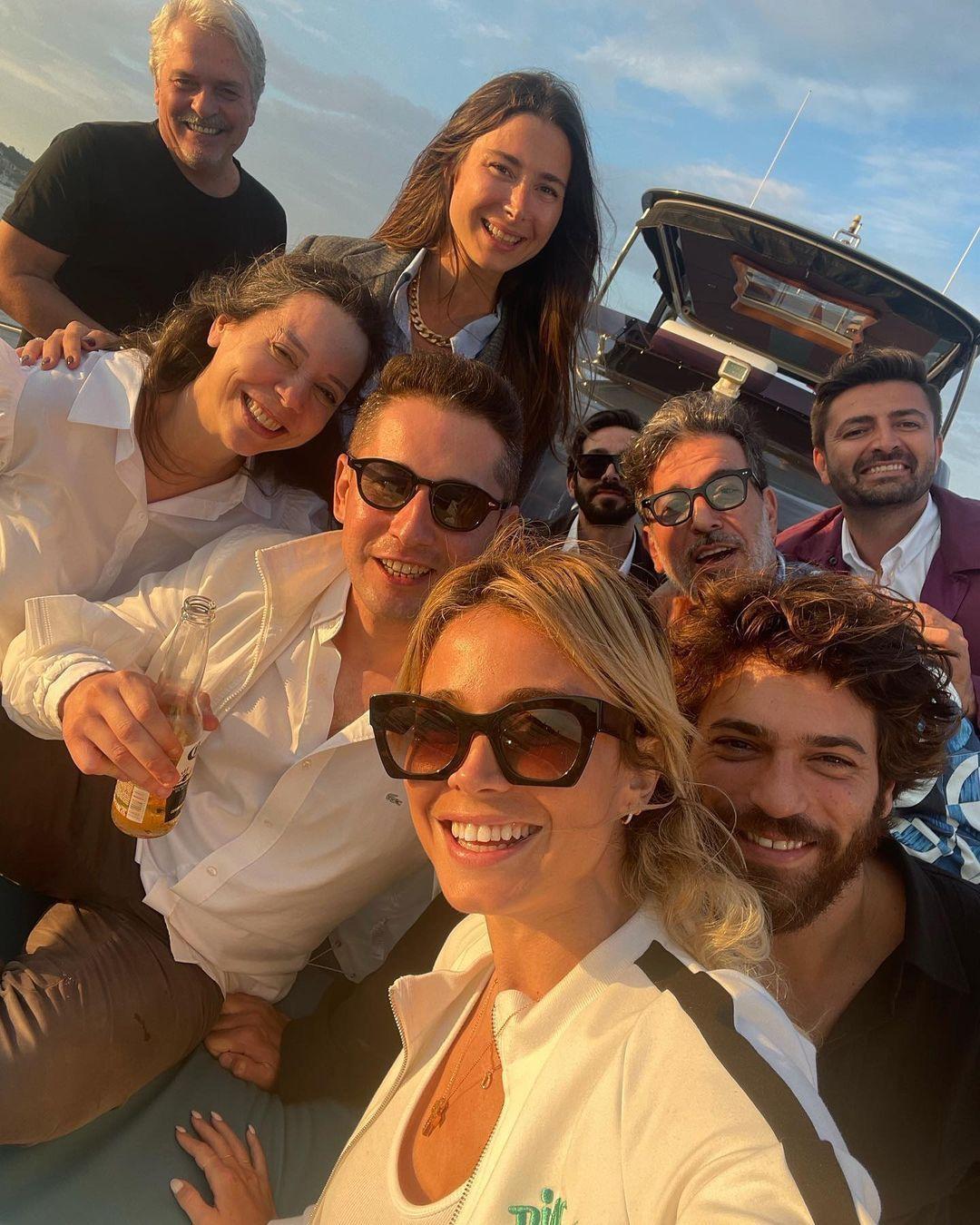 Can Yaman ve sevgilisi Diletta Leotta, İstanbul'da! - Sayfa:3