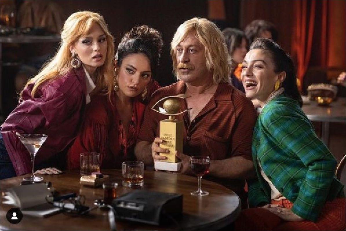 'G.O.R.A.' ile 'Arif V 216'da yer alan fenomen karakter Erşan Kuneri'nin dizisinden ilk fotoğrafları oyuncular paylaştı... - Sayfa:4