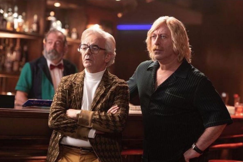 'G.O.R.A.' ile 'Arif V 216'da yer alan fenomen karakter Erşan Kuneri'nin dizisinden ilk fotoğrafları oyuncular paylaştı... - Sayfa:2
