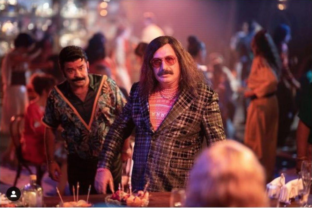 'G.O.R.A.' ile 'Arif V 216'da yer alan fenomen karakter Erşan Kuneri'nin dizisinden ilk fotoğrafları oyuncular paylaştı... - Sayfa:1