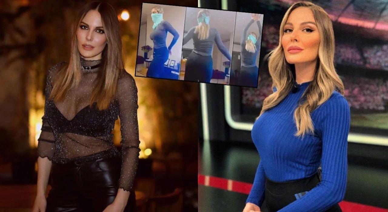 Ünlü spiker Hande Sarıoğlu'dan estetik itirafı! Eski hali herkesi şaşırttı… - Sayfa:1