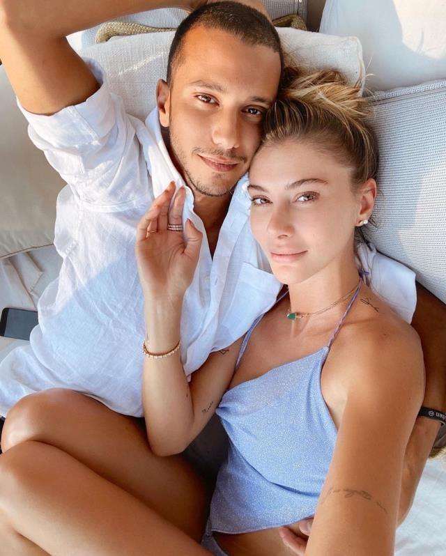 Şeyma Subaşı 3 aylık İbiza yaşantısından sonra Türkiye'ye döndü... Özel jette sevgilisin kucağında paylaştığı fotoğraf ise olay oldu... - Sayfa:4