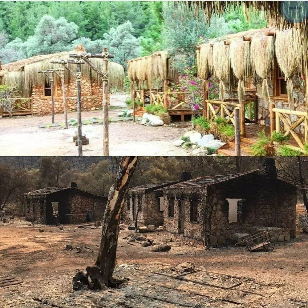 Mandıra Filozofu filminin çekildiği yer küle döndü - Sayfa:2