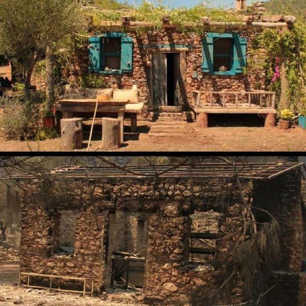 Mandıra Filozofu filminin çekildiği yer küle döndü - Sayfa:4