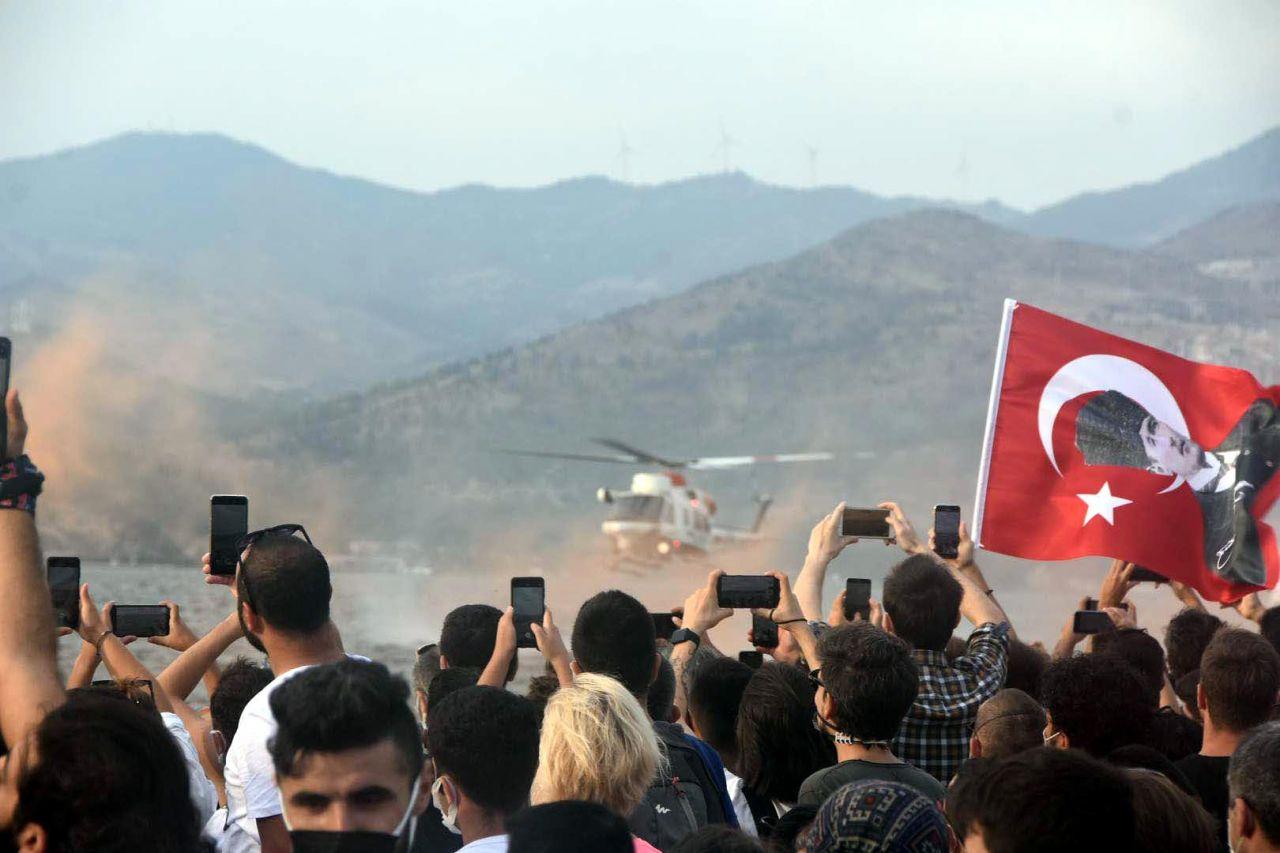 İzmir'in kurtuluşu... Türk pilotlar nefes kesti - Sayfa:4