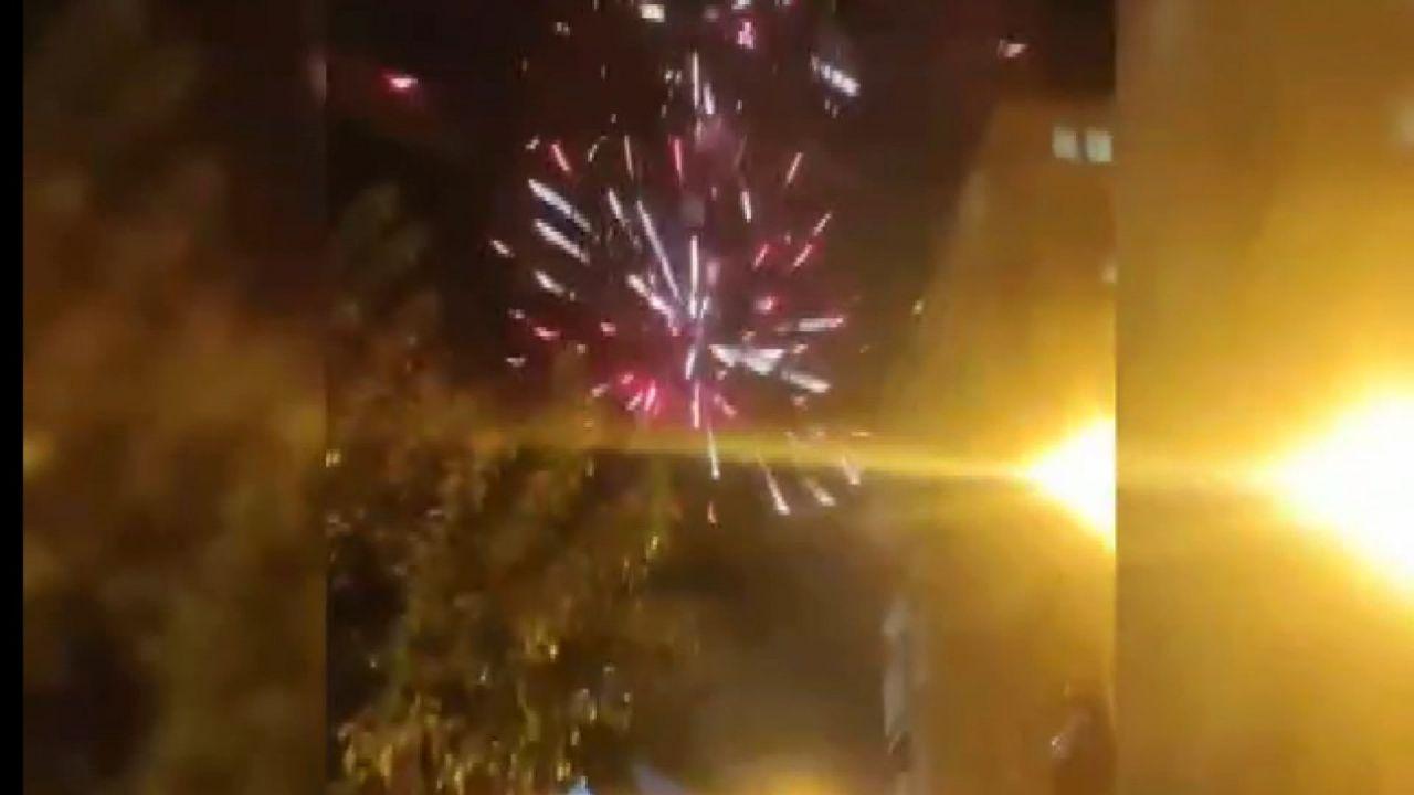 İstanbul'in Esenyurt ilçesinde sokak düğününde atılan havai fişekler evi yaktı - Sayfa:3
