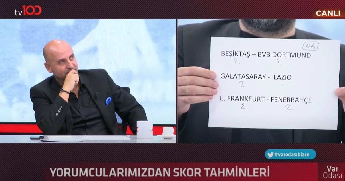 Ertem Şener'in Beşiktaş tahmini taraftarı kızdırdı - Sayfa:4