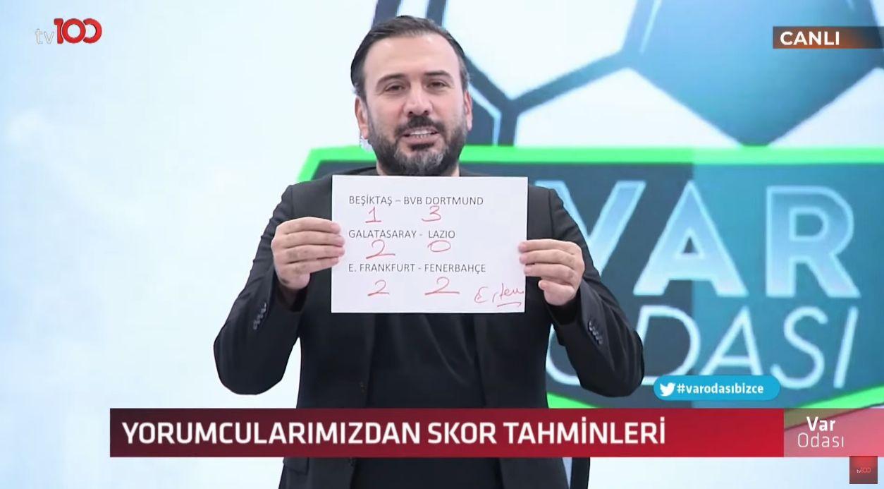 Ertem Şener'in Beşiktaş tahmini taraftarı kızdırdı - Sayfa:2