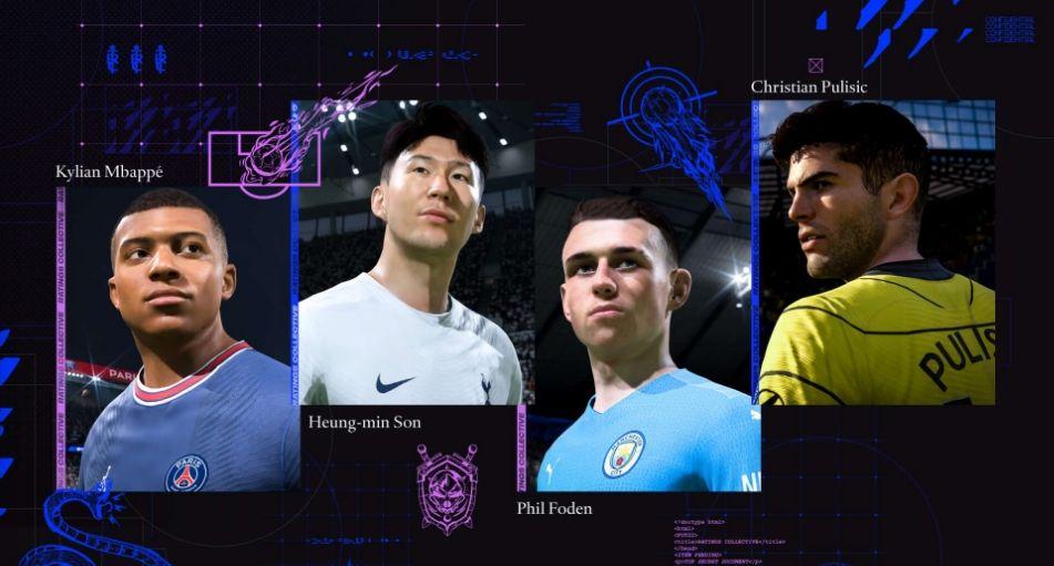 FIFA 22'nin en iyi futbolcuları belli oldu - Sayfa:1