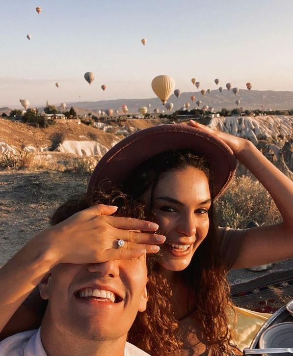Cedi Osman'dan Ebru Şahin'e evlilik teklifi - Sayfa:4