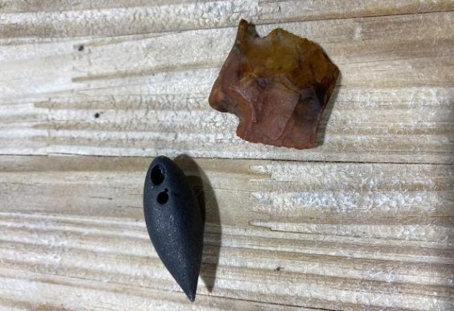 Avladıkları dev timsahın karnından 5 bin yıllık tarihi eser çıktı - Sayfa:4