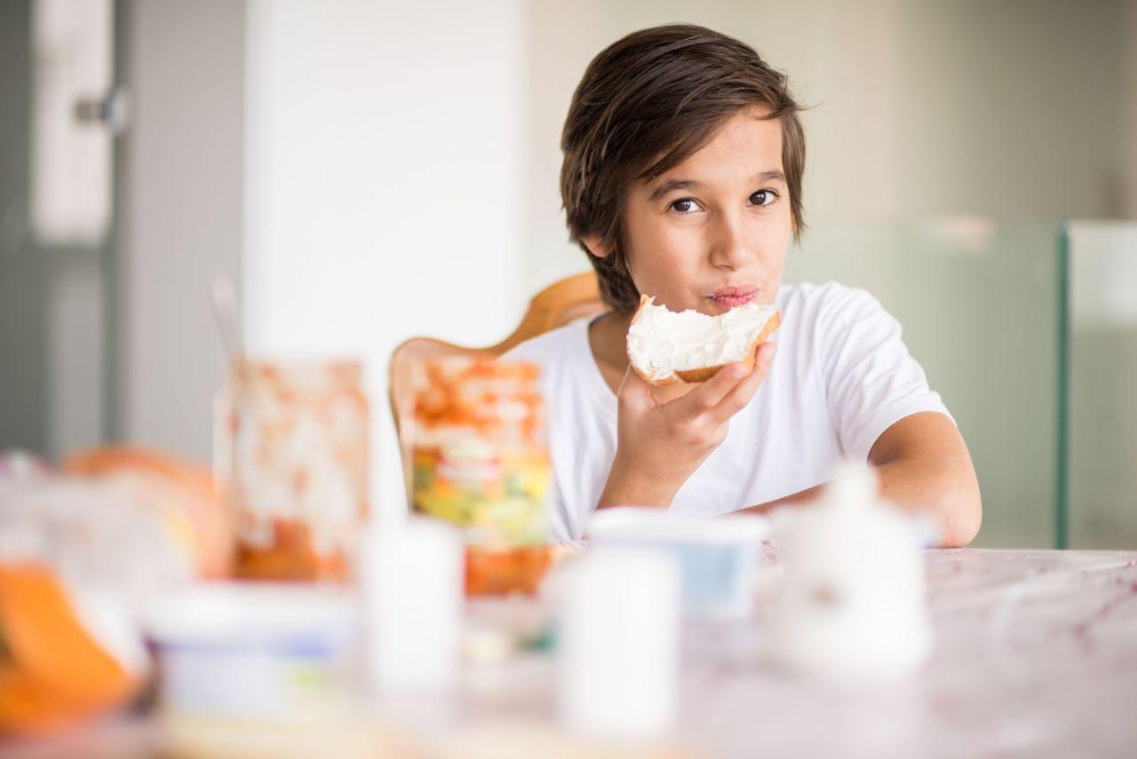 Çocukların yeme alışkanlığını düzeltecek 9 öneri - Sayfa:1